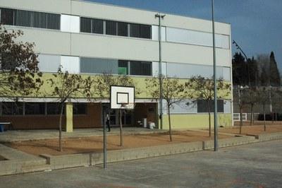 L'Escola 25 de Setembre és un dels centres que acolliran els casals.