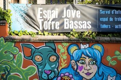 La Torre Bassas acaba de celebrar 20 anys d'història (foto: Ajuntament – Lali Puig).