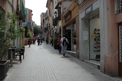 El Servei de Comerç ha elaborat un cens de locals buits.