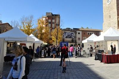 Les activitats s'han fet a la plaça del Doctor Guardiet (foto: Localpres)