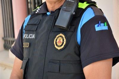 La Policia Local i els Mossos d'Esquadra s'uneixen en aquest dispositiu (Foto: Ajuntament/Localpres).