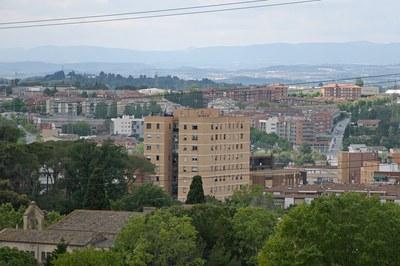 El dret de tanteig i retracte permet destinar pisos de grans tenidors a famílies en situació de vulnerabilitat residencial (foto: Ajuntament de Rubí).