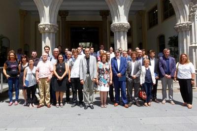 El Consell Comarcal està format per 39 regidors i regidores de diferents municipis del Vallès Occidental (foto: Consell Comarcal).