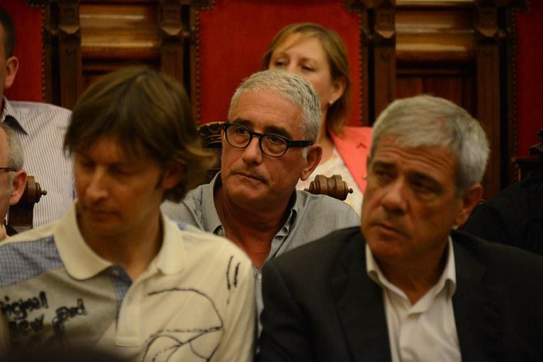 Ramon Capolat és un dels consellers d'ICV (foto: Localpres)