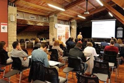 Jornada de presentació dels cursos de l'OSE (foto: Localpres).