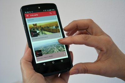 La nova aplicació, amb la qual es vol apropar la informació municipal a la ciutadania, ja es pot descarregar de forma gratuïta.
