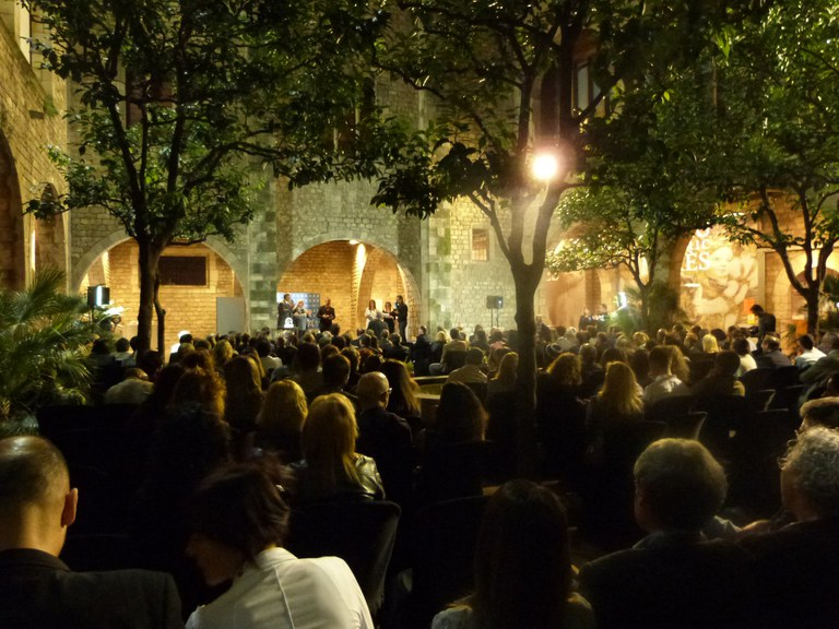 Els premis s'han lliurat al Museu Frederic Marès de Barcelona (foto: Ràdio Rubí)
