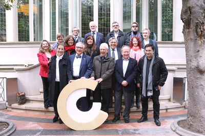 Els premiats s'han desvetllat en un acte a Barcelona (foto: Eva Guillamet).