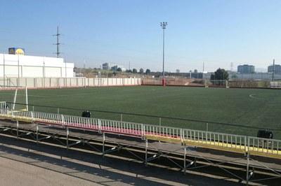 Els alumnes realitzaran la formació pràctica al camp del Juventud 25 de Septiembre.