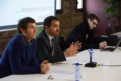 La jornada ha estat presentada pel regidor Jaume Buscallà (foto: Localpres).