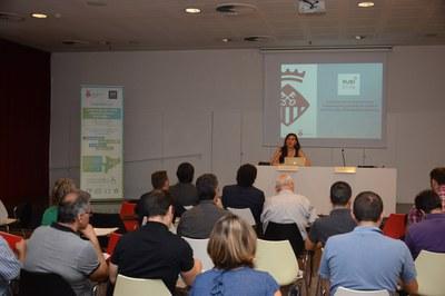 Les jornades tècniques permeten l'intercanvi de bones pràctiques i casos d'èxit (foto: Ajuntament de Rubí – Localpres).