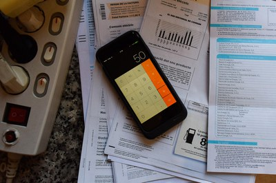 Els tallers permeten estalviar fins a la meitat dl cost de la factura (foto: Localpres).