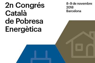 Rubí Brilla participa al 2n Congrés Català de Pobresa Energètica.