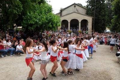 La Festa dels Xatos de l'any passat (foto: Localpres).