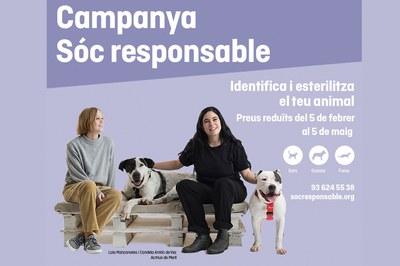 Enguany, la campanya compta amb la imatge de dues de les actrius de la popular sèrie 'Merlí'.