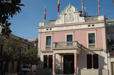 Totes les forces polítiques amb representació al Ple municipal han subscrit l'acord.