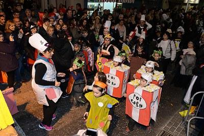 La rua de dissabte tornarà a ser un dels moments més multitudinaris del Carnaval (foto: Localpres).