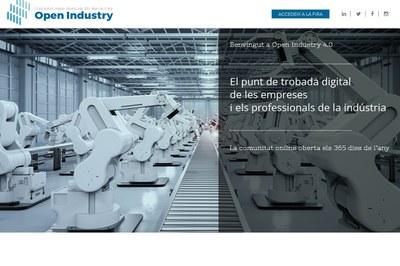 Rubí impulsa l'Open Industry 4.0.