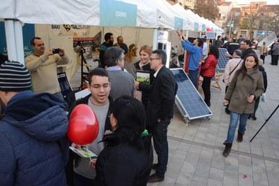 Imatge de la Festa de l'Energia (foto: Localpres)