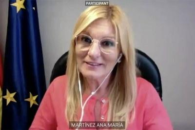 L'alcaldessa ha explicat en directe el projecte Rubí Brilla.