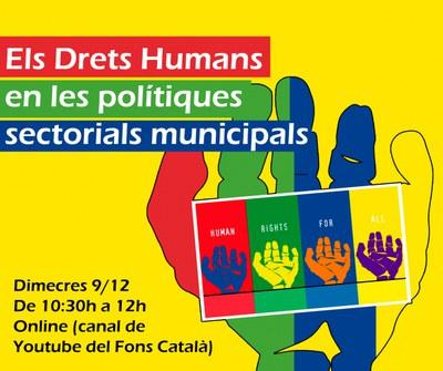 Cartell de la trobada (foto. FCCD).