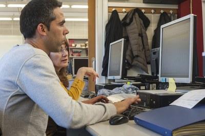 El programa es dirigeix a persones que cerquen feina (Foto: Ajuntament).