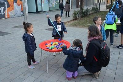Durant tota la tarda hi ha hagut activitats per a totes les edats (foto: Localpres)