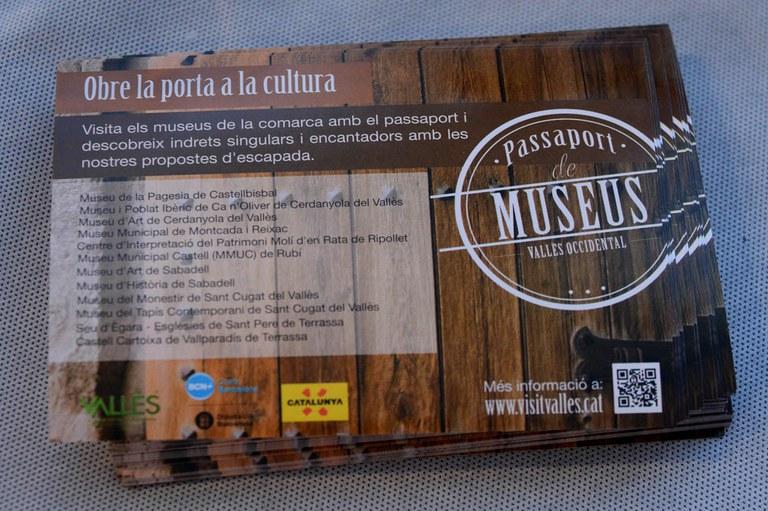 El passaport (foto: Localpres)