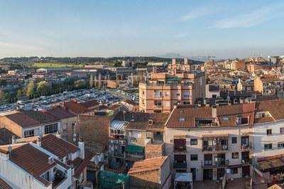 Tot i tenir menys de 250.000 habitants, Rubí ha estat seleccionada com a ciutat associada d'Eurocities (foto: Ajuntament de Rubí - Xavi Olmos).