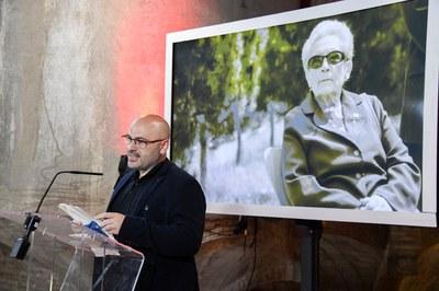 Pau Navarro Cano, regidor de Memòria Històrica (foto: Ajuntament de Rubí - Localpres)