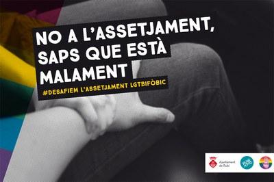 Una de les imatges promocionals del projecte (foto: Ajuntament de Rubí).