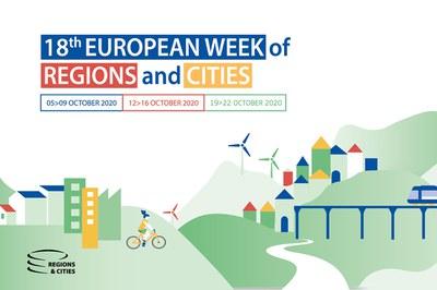 La 18a Setmana Europea de les Regions i Ciutats es podrà seguir en línia com a mesura de prevenció de la Covid-19.