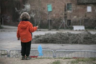 El Dia Universal dels Drets de la Infància se celebra el 20 de novembre (foto: Ajuntament de Rubí – Lali Puig).
