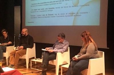 El projecte ha estat presentat pel Servei de Mediació (foto: Ajuntament de Rubí).