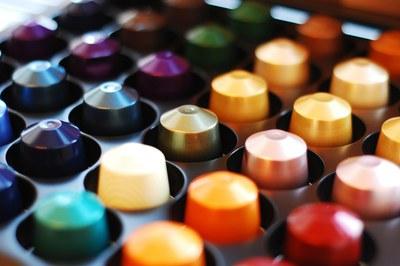 Les càpsules de cafè requereixen un tractament específic en el procés de reciclatge.