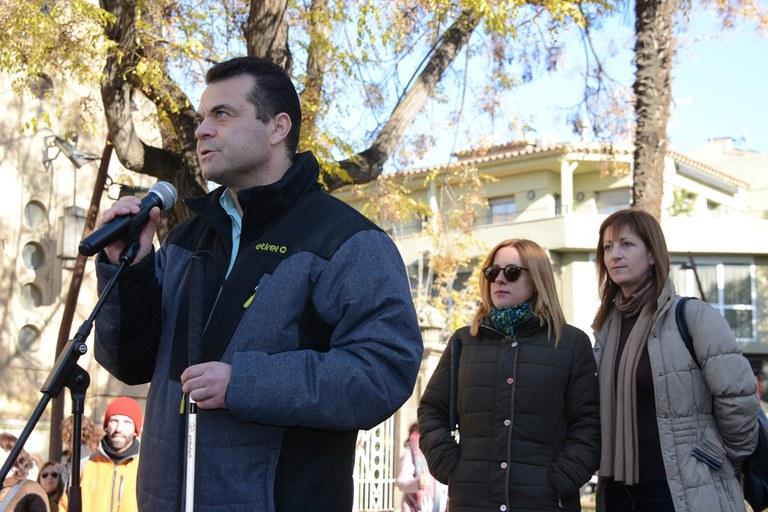 Dia Internacional dels Drets de les Persones amb Diversitat Funcional (foto: Localpres)