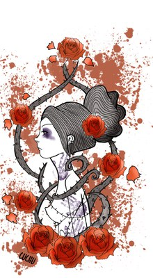 L'artista local Sonia González 'Cuchu' ha il·lustrat el programa d'actes d'aquest any