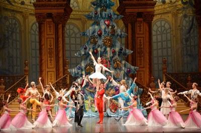 Un dels espectacles inclosos en aquest cicle és El trencanous del Ballet de Moscou, que arribarà a La Sala el proper 25 de novembre.