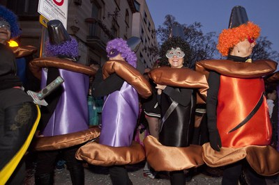 Carnaval 2017 (Foto: Localpres)