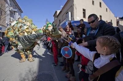 Carnaval Infantil 2017 (Foto: Localpres)