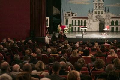 Imatge del festival 'Nochebuena para todos' (foto: Ajuntament – Lali Puig)