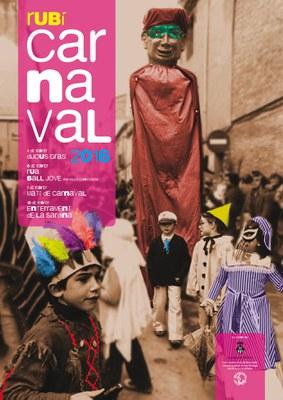Cartell del Carnaval 2016