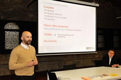 Les empreses han pogut conèixer el funcionament dels projectes (foto: Localpres)