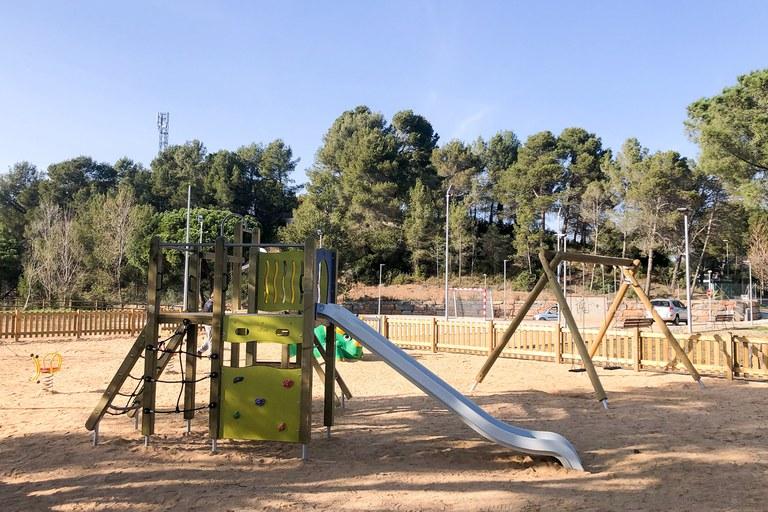 Parc infantil (foto: Ajuntament de Rubí - Localpres)