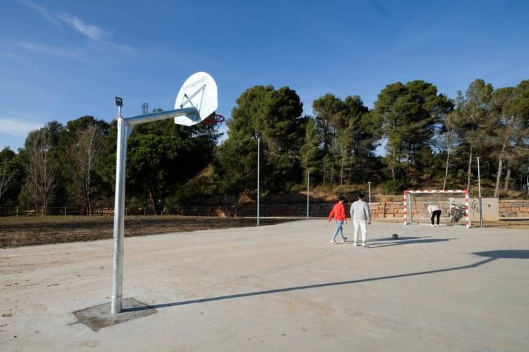 Pista poliesportiva (foto: Ajuntament de Rubí - Localpres)