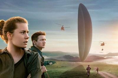 """La pel•lícula de ciència ficció """"La llegada"""" serà un dels plats forts del cicle de cinema a la fresca."""