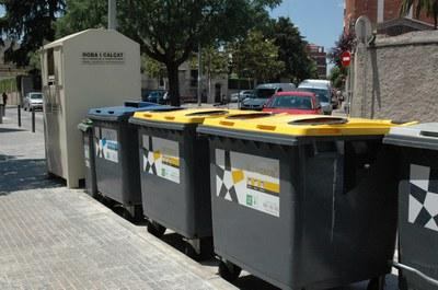 Les bonificacions depenen del tipus de residu.