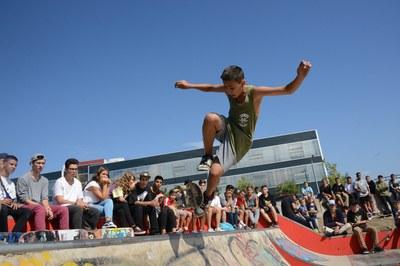 La competició s'ha dividit en dues categories: menors de 18 anys i majors d'edat (foto: Localpres).