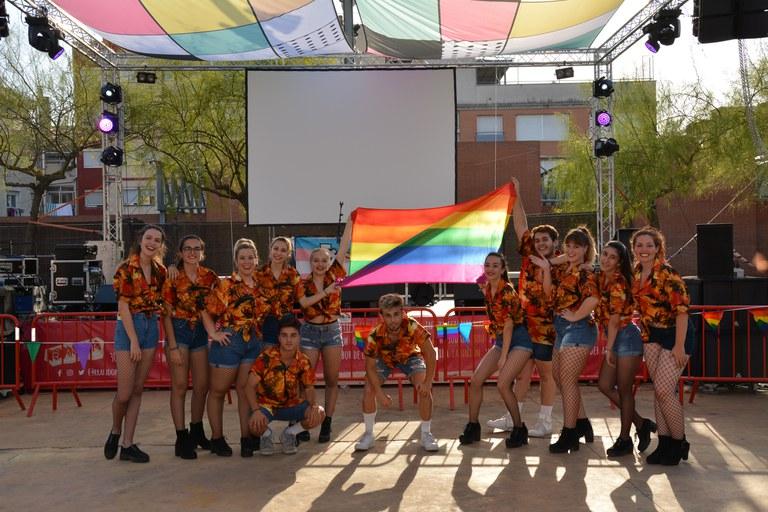Celebració del Dia Internacional de l'Orgull LGTB+