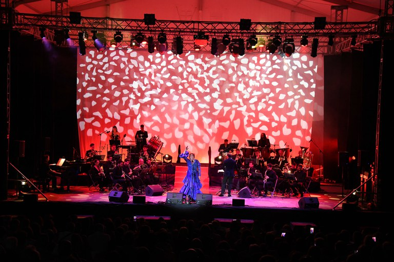 Concert Estrella Morente (RRandom)